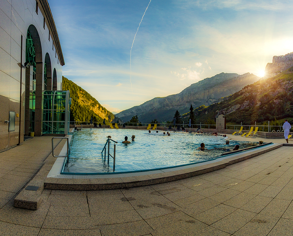Walliser Alpen Therme