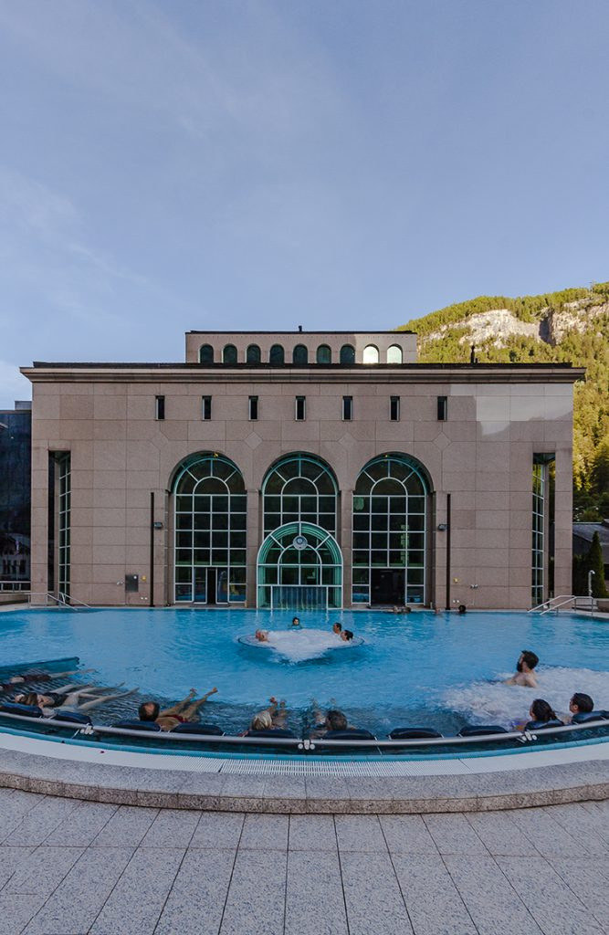 Walliserr Alpen Therme