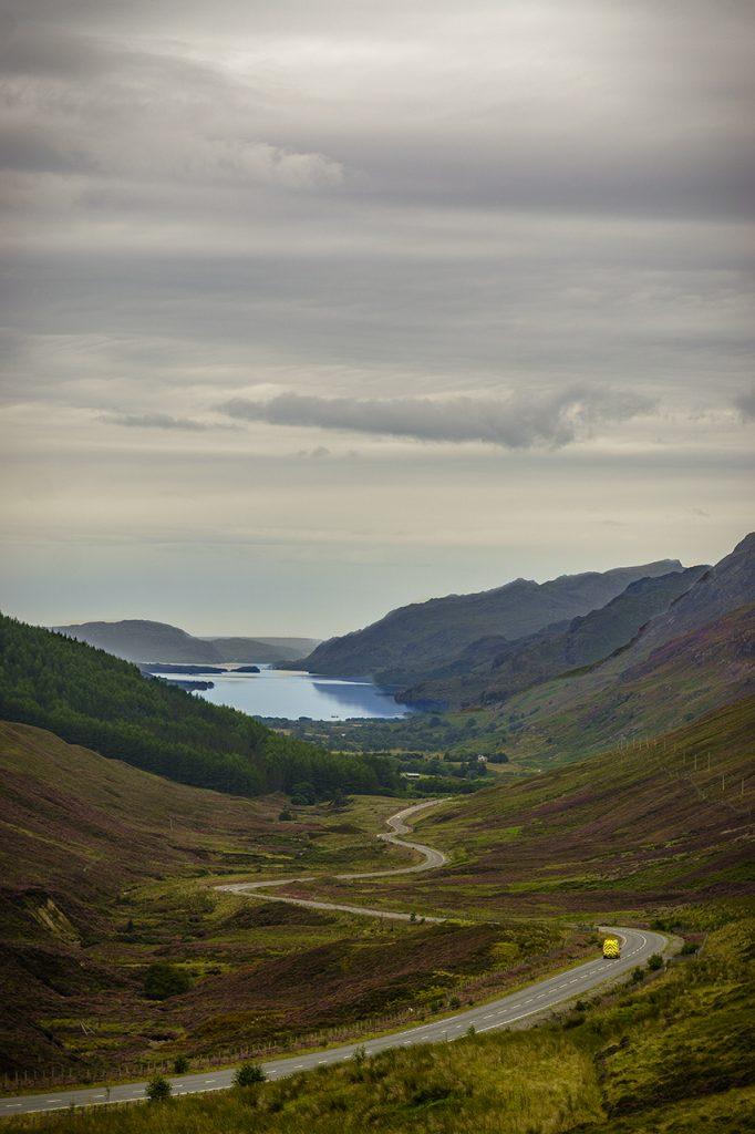 Road to Gairloch - Highlands