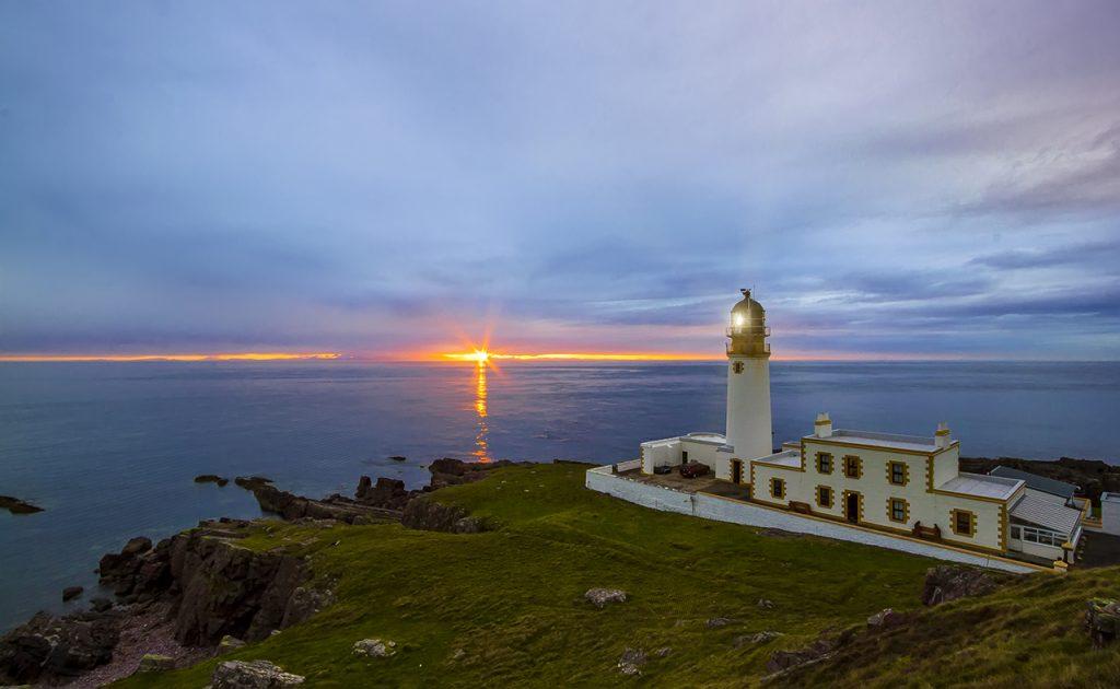 Rua Leidh Lighthouse - Highlands
