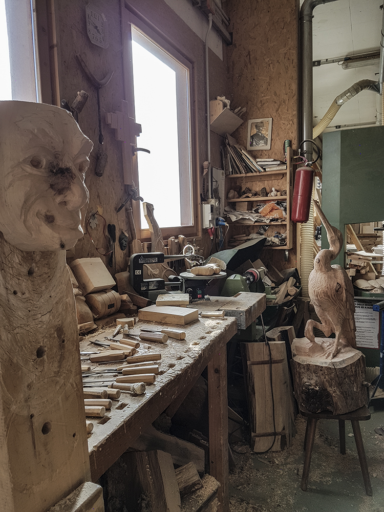 fratelli plozzer legno sauris friuli venezia giulia