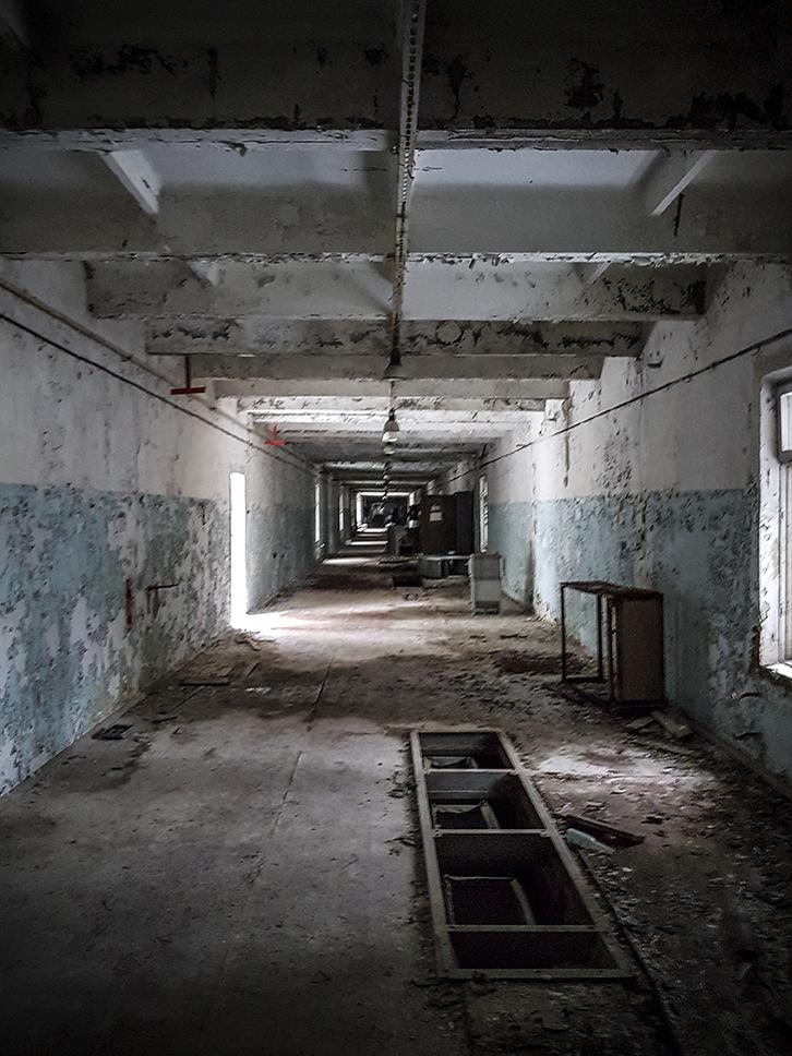 Chernobyl duga 3 pripyat