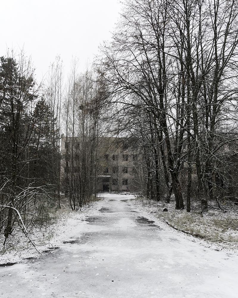 Duga 3 chernobyl pripyat