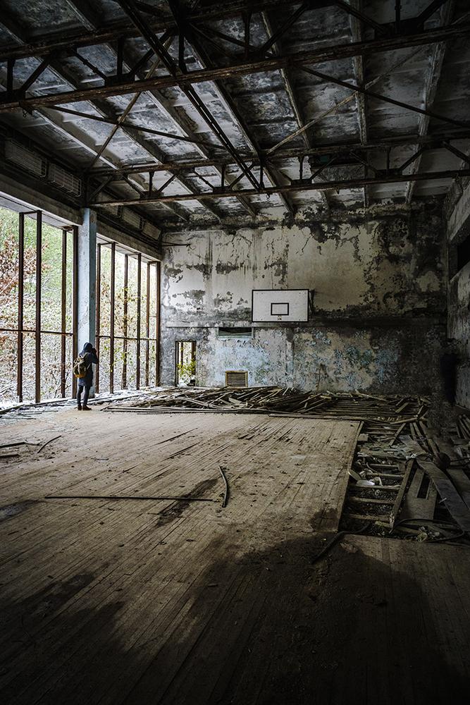 basket pripyat chernobyl
