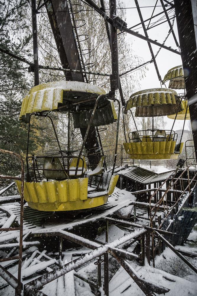 pripyat chernobyl luna park