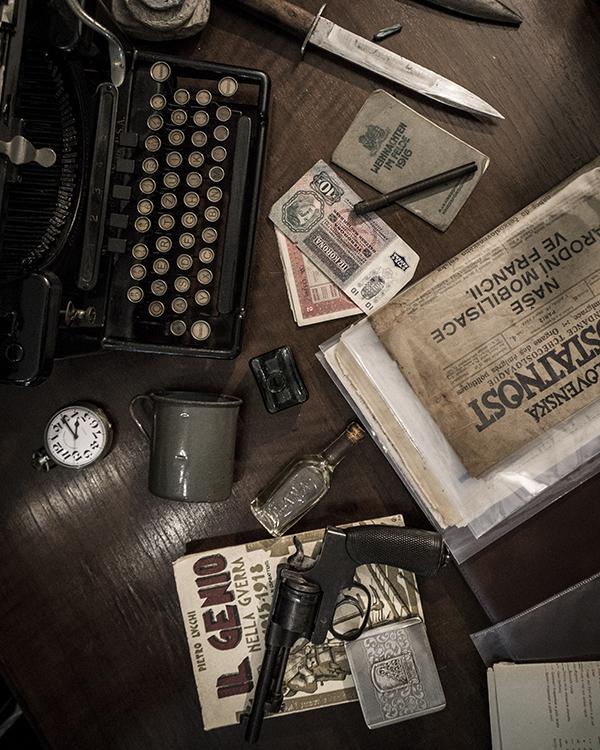 remington pistola iww giornale piave