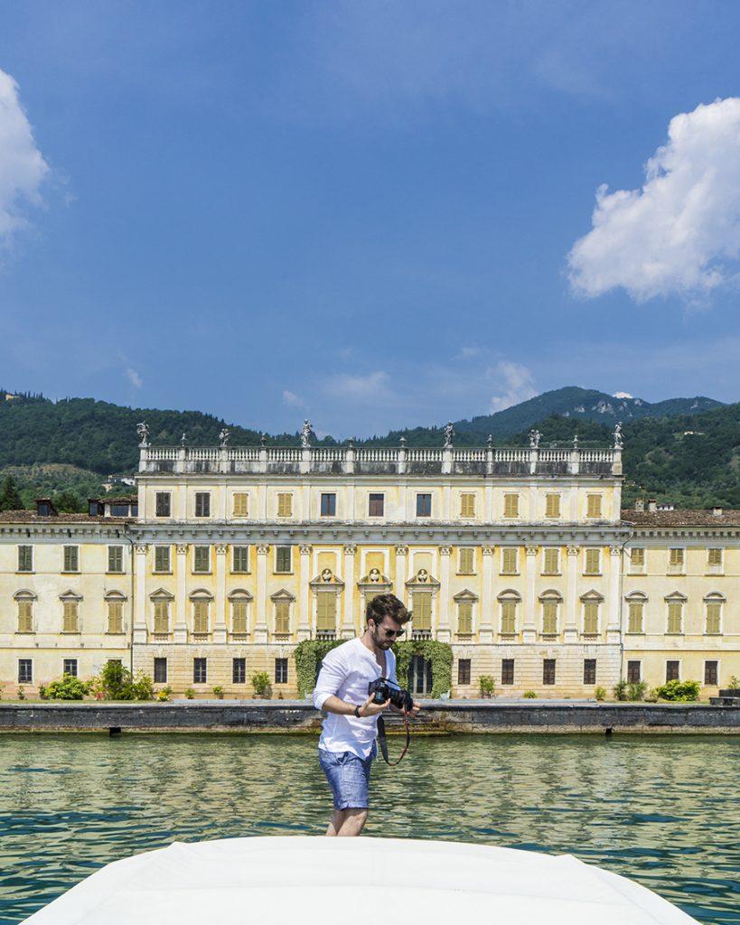 Palazzo Bettoni Cazzago, bogliaco