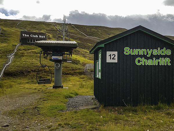 glenshee ski centre scozia cairngorms
