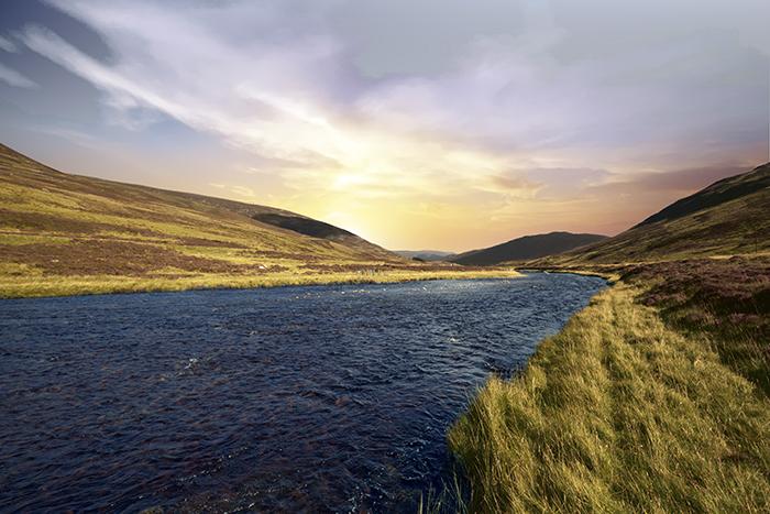 cairngorms lowlands scozia