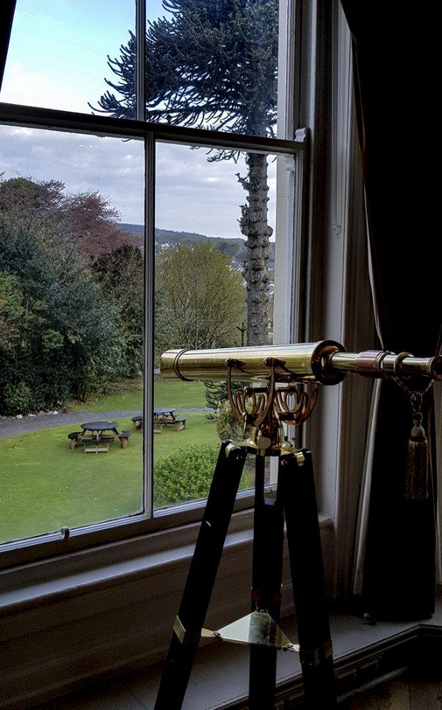 Galles del nord - Royal Victoria hotel - Llamberis