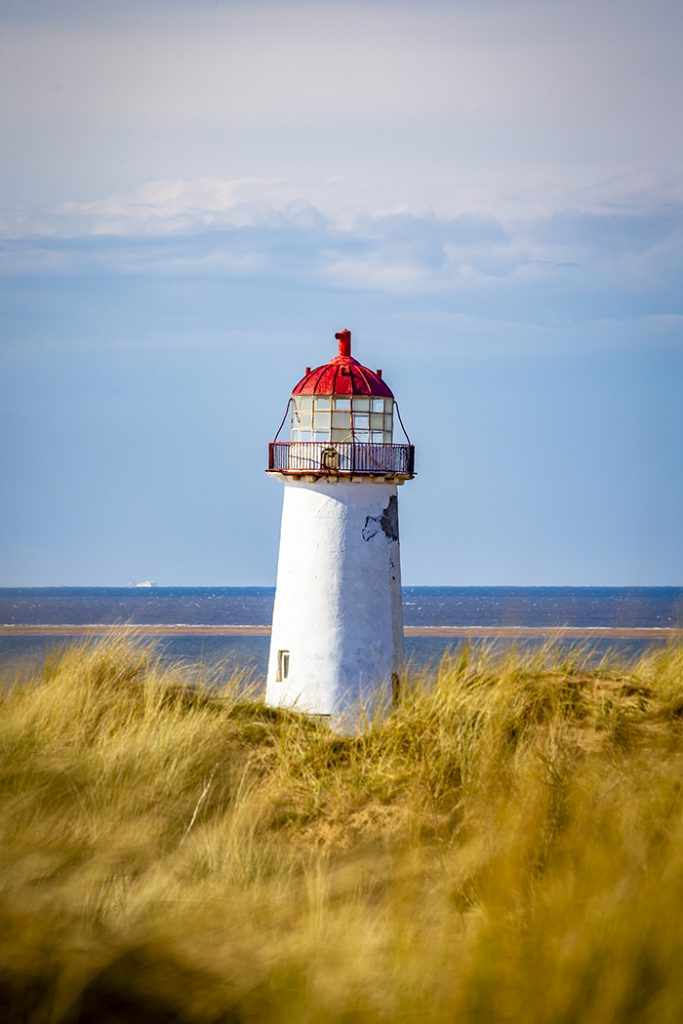 Galles del nord - Faro di Point of Ayr
