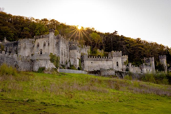 Galles del Nord - Gwrych Castle
