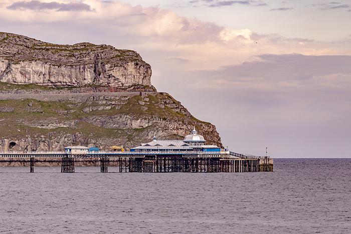 Galles del Nord - Llandudno Pier