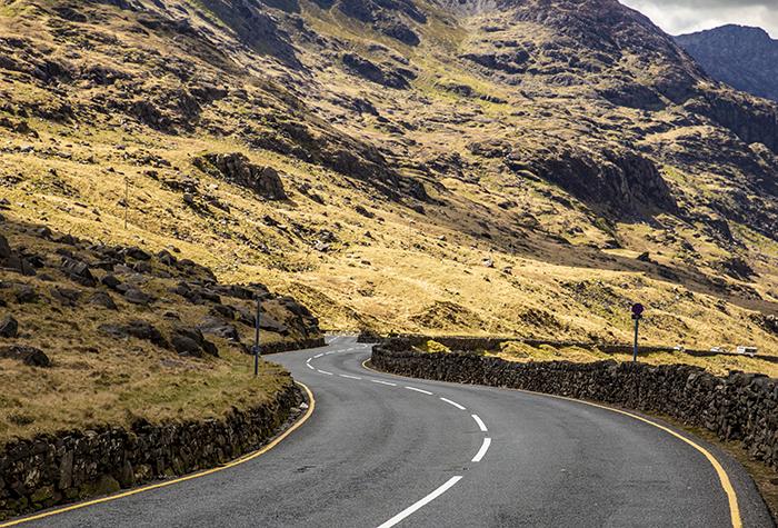 Galles del Nord - Snowdonia - Llamberis Pass