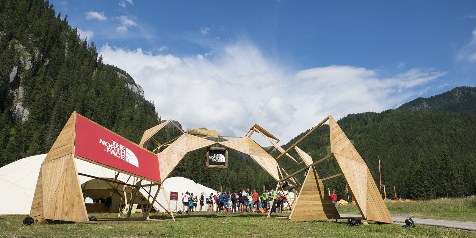 the north face mountain festival