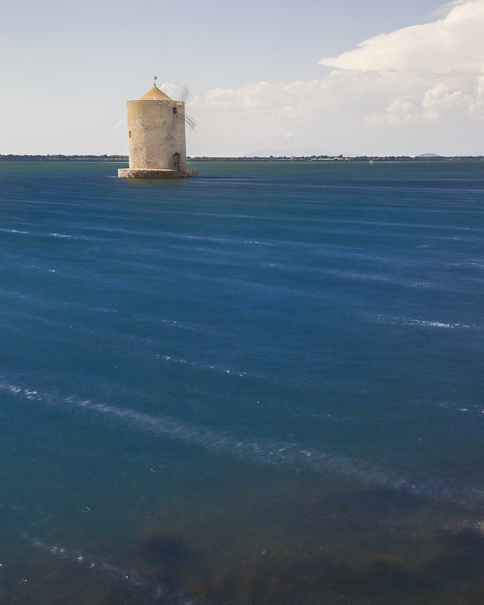 Orbetello - Mulino a vento - argentario