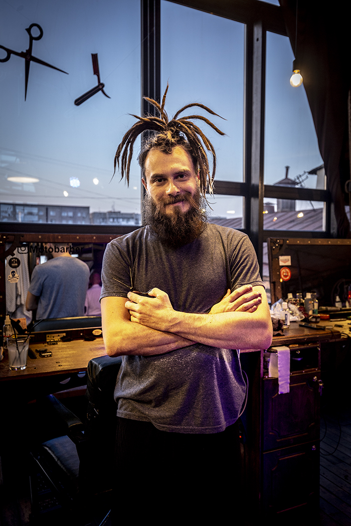 Denis Yushin Barber