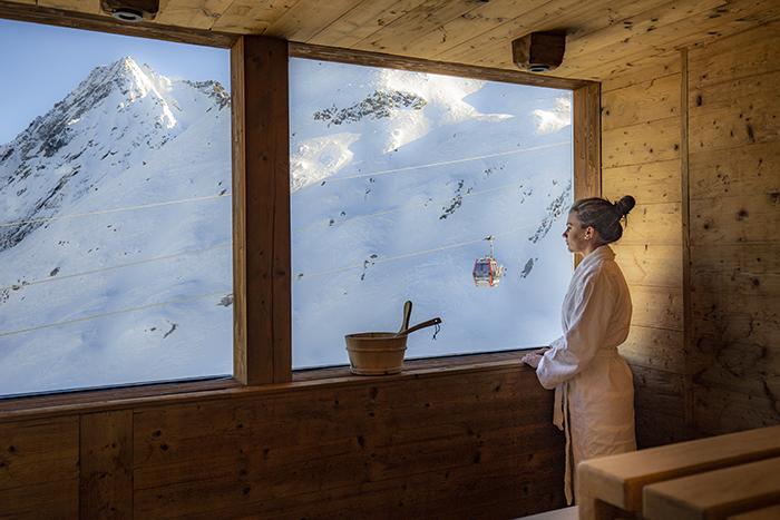 passo del tonale capanna presena spa sauna terme