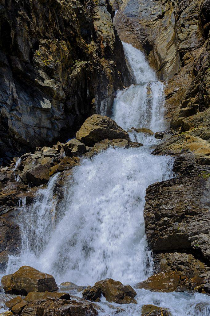 Una delle mille cascate