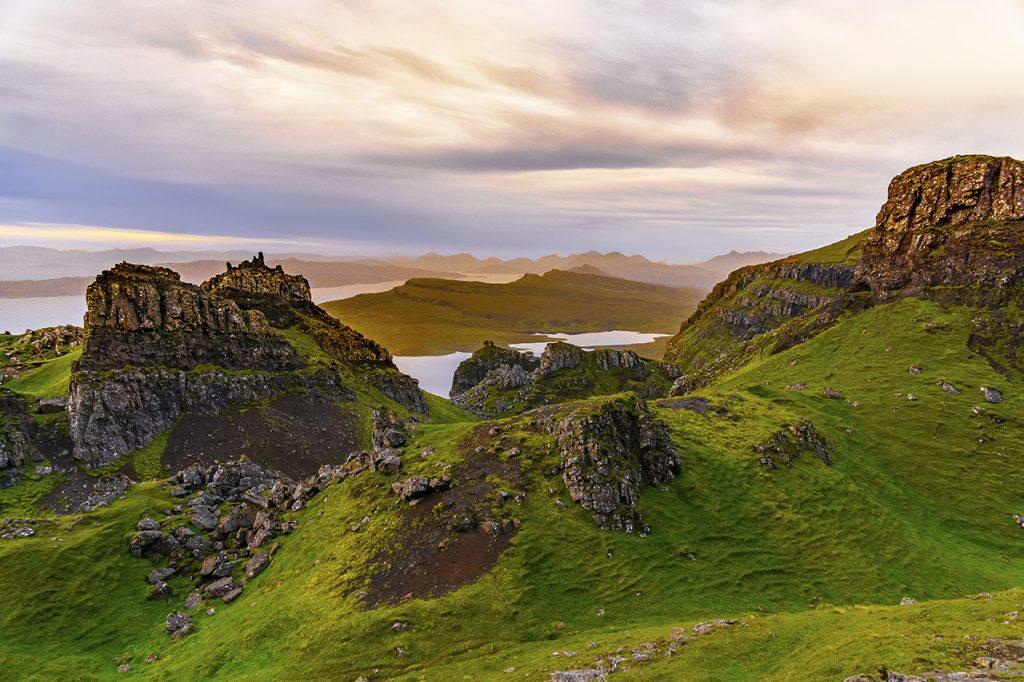 The Mann of Storr - Highlands