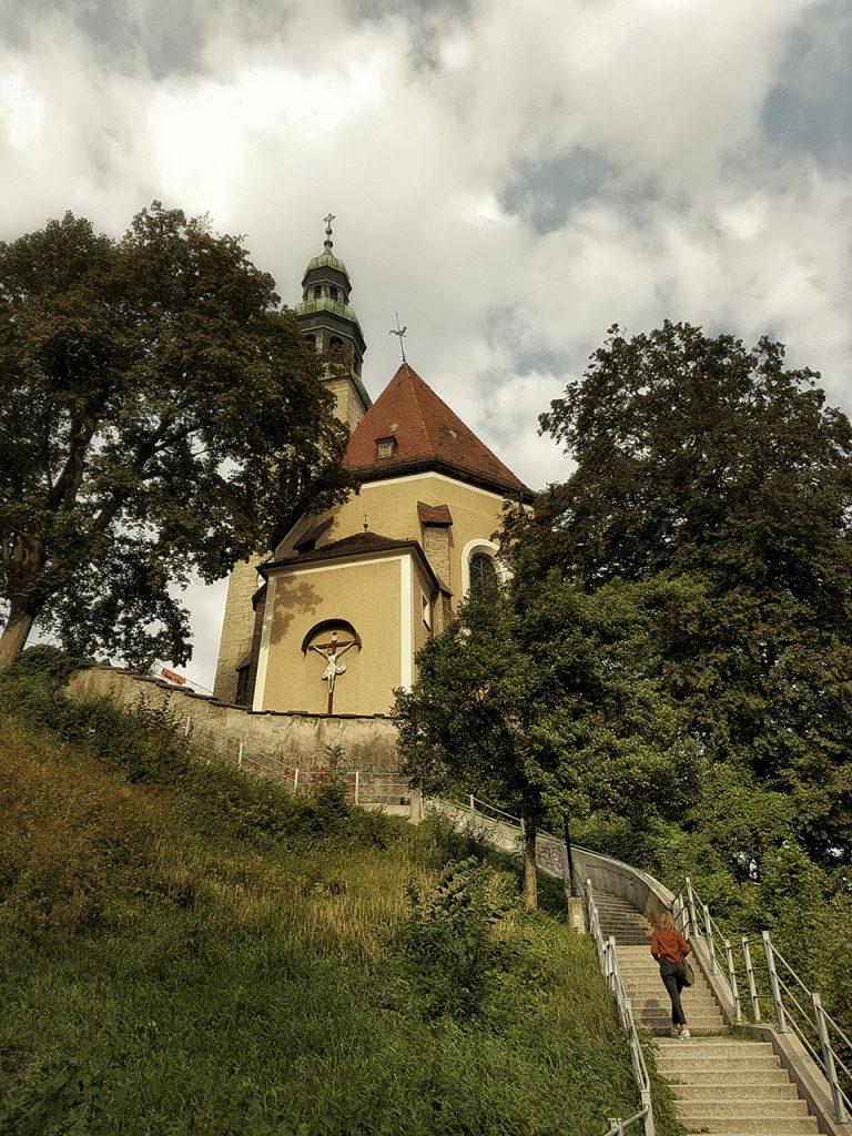 Chiesa Salisburgo