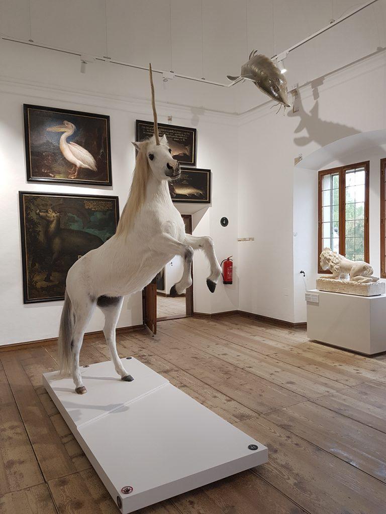 unicorno hellbrunn salisburgo