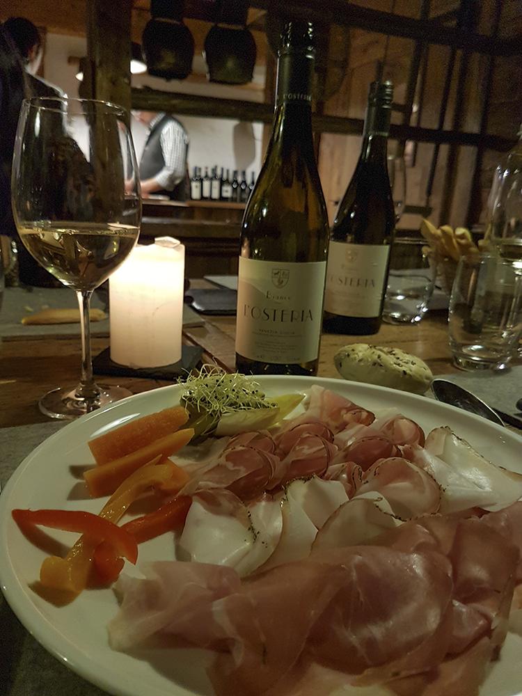 Borgo Eibn sauris friuli venezia giulia ristorante