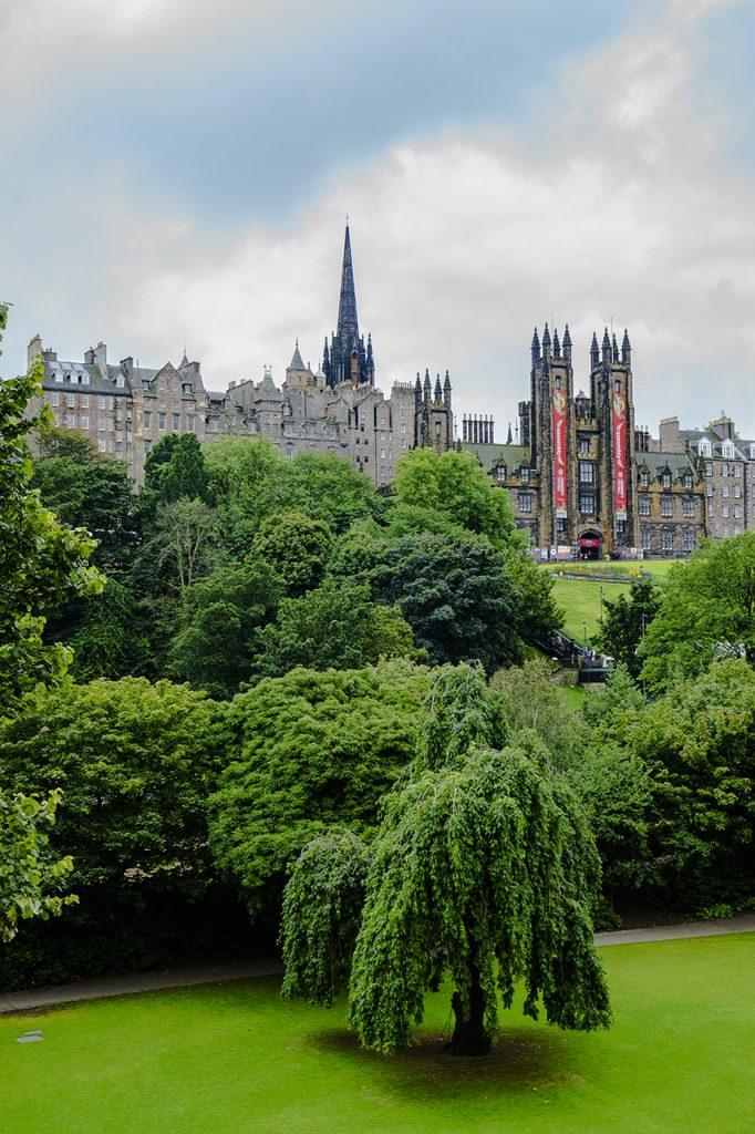 Cittadella - Edimburgo