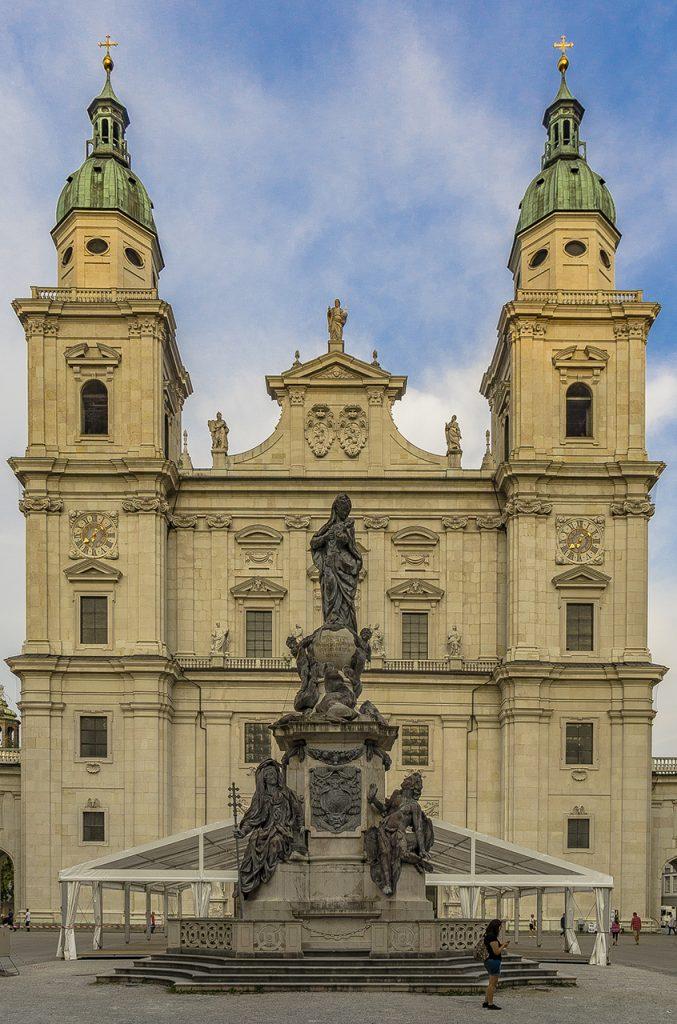Cattedrale Salisburgo