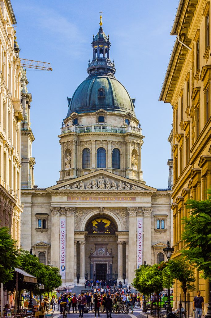 Cattedrale budapest