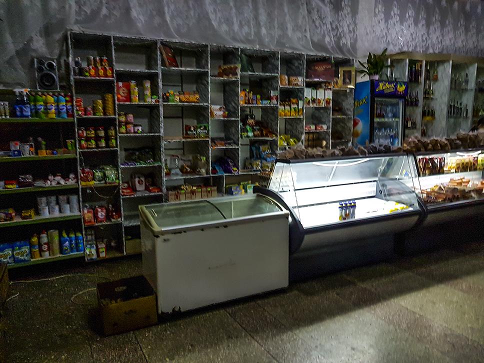 store chernobyl bar