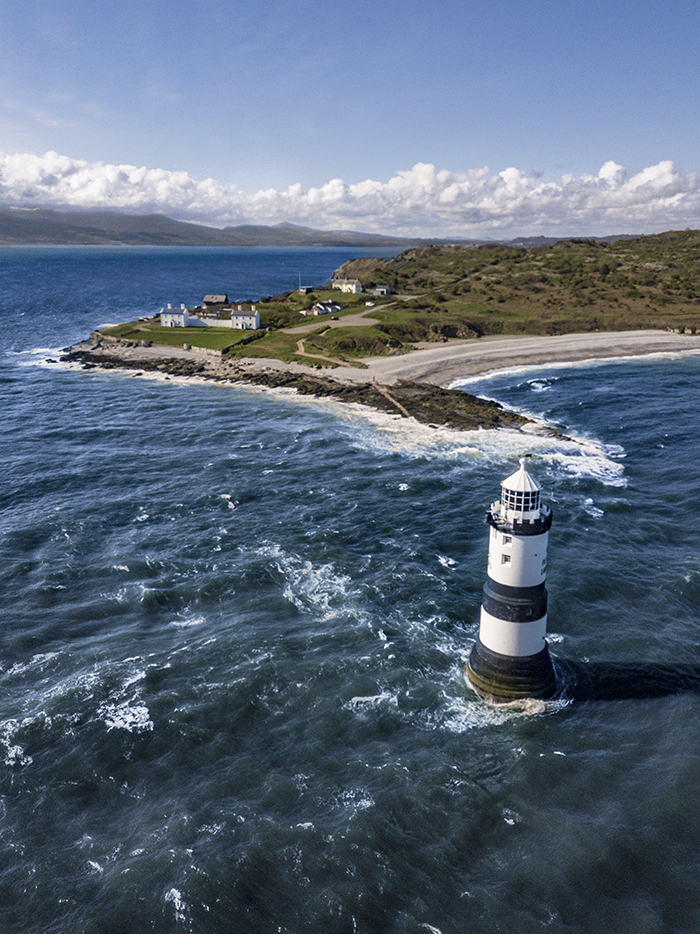 Galles del Nord - Penmon Point