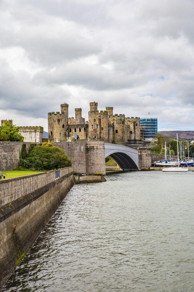Convy Castle