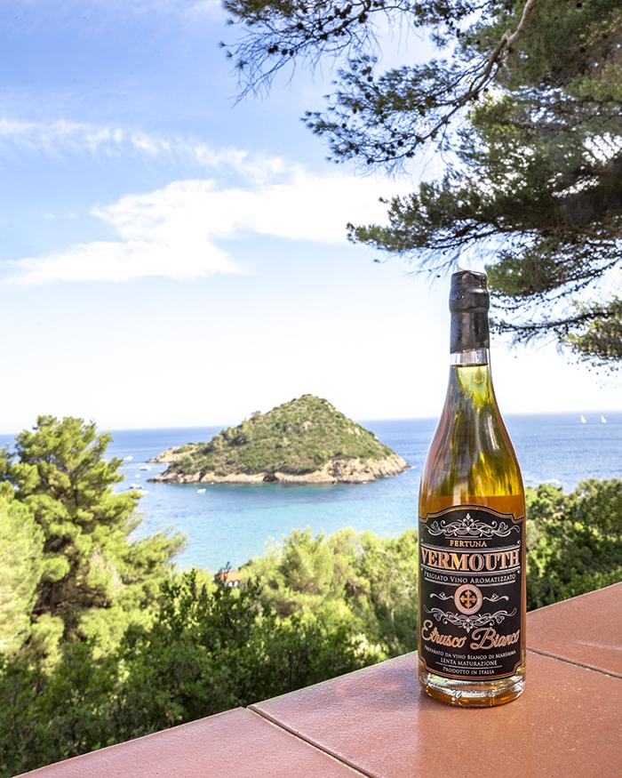 Tenuta Fertuna Vermouth - uve toscane lavorate in Piemonte