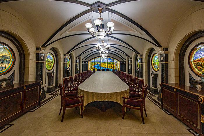 cricova moldova stanza gagarin
