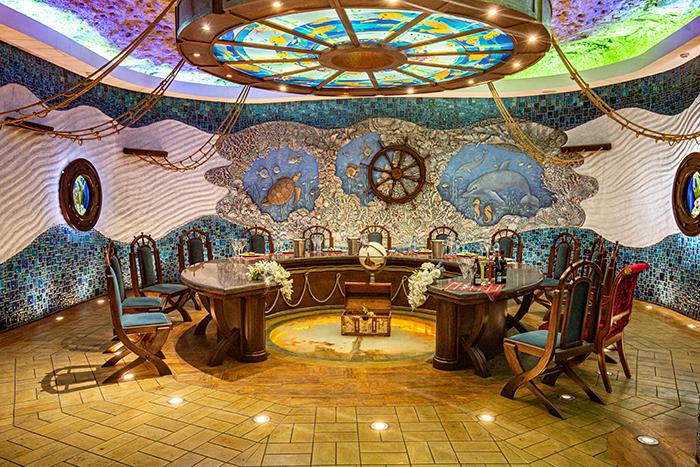 cricova stanza acquario moldavia