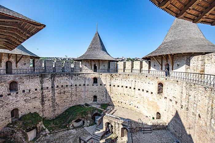 Fortezza di Soroca moldavia
