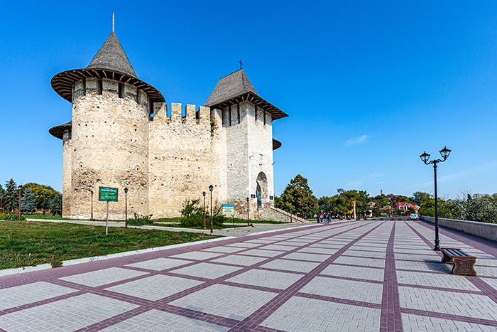 fortezza soroca moldavia