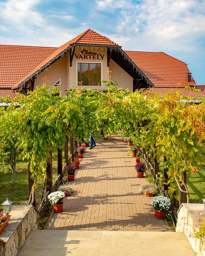 moldavia vino Chateau Vartely