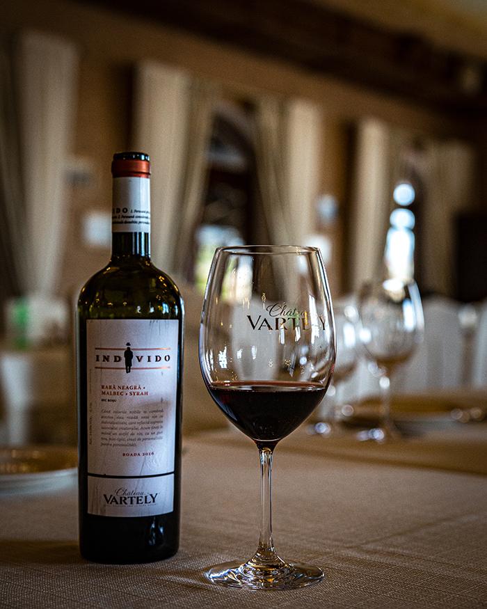 moldavia vino Chateau Vartely individo