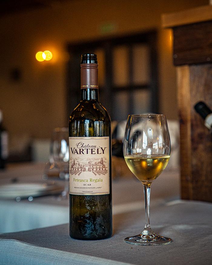 moldavia vino Chateau Vartely feteasca regala