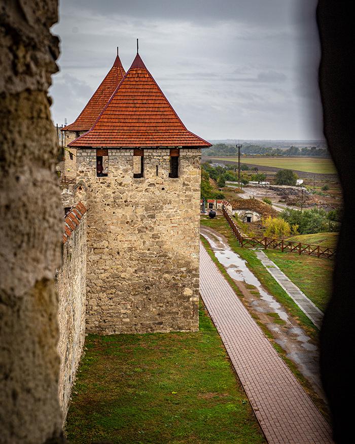 fortezza di bender tighina transnistria moldavia torri