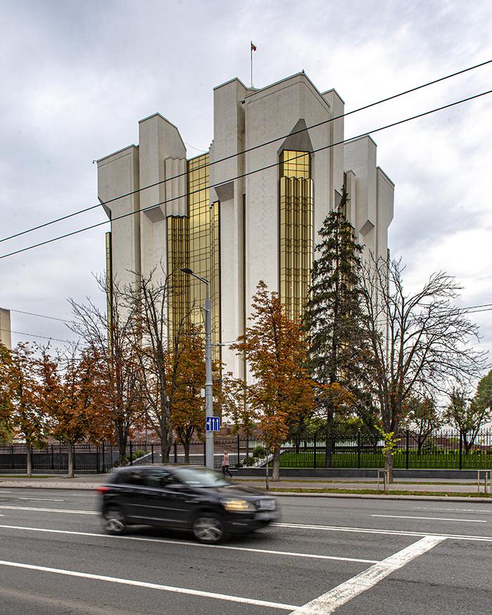 chisinau moldavia architettura palazzo presidenziale