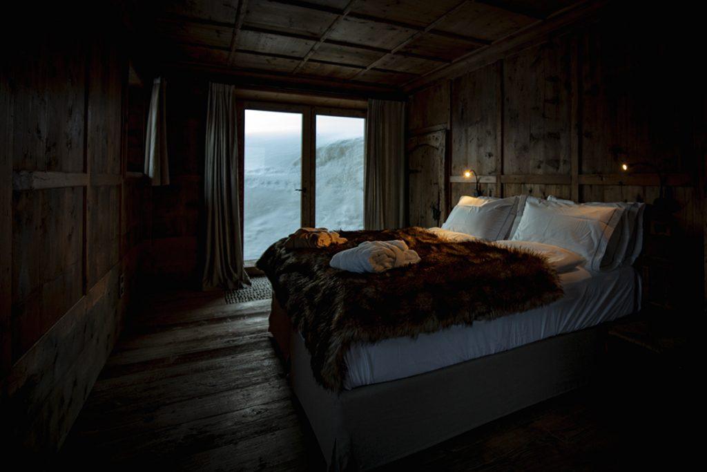 Cesa del louf arabba camera da letto